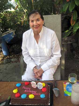 Mom's 86th Birthday
