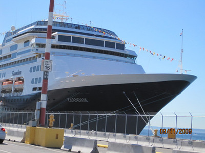 Mom's Alaska Cruise