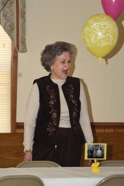 Mom's Birthday Party 2015-03-15
