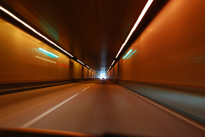 This was taken between Charlotte and Mansfield in one of the tunnels through the Appalachian Mountains. I included it because I thought it was cool.