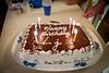 Happy birthday cake!