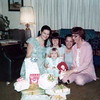 Grandma Jean, Aunt Roberta, Grandma Bunny, & (I think) Aunt Lou.<br /> My birthday! (I still have that Raggedy Ann!)