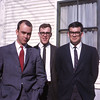 Rob, Ted Rossi, Mark Schunke, Nashua. 1963