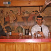 Rob and Mark in DKE  bar 1963.