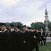 Rob at Dartmouth Commencement 1963.