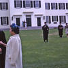 Rob and Mom at Dartmouth Commencement 1963.