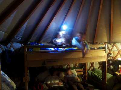 Monkey Pass Yurt
