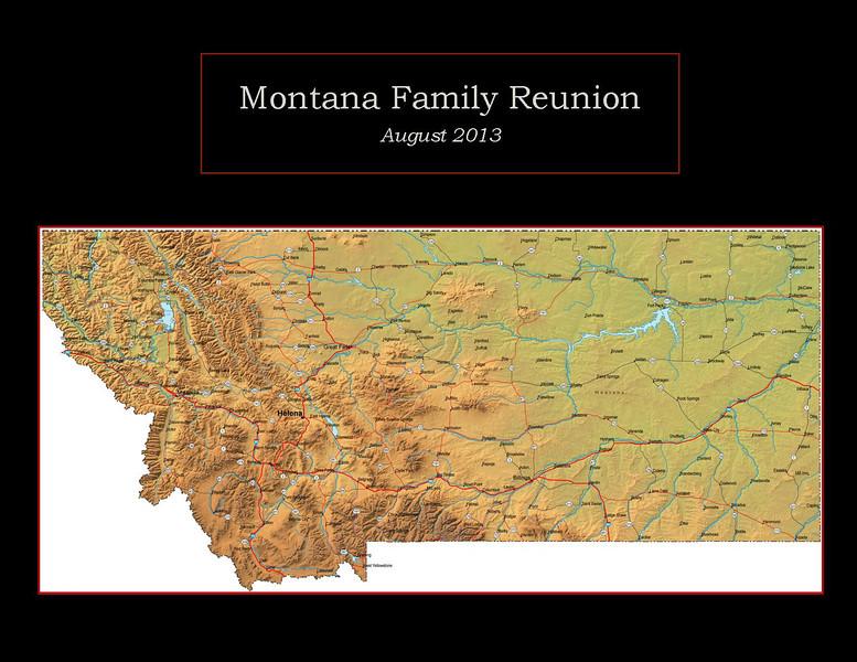 Montana Family Reunion 2013