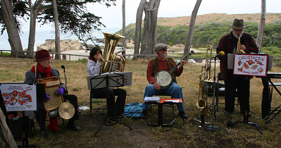Crustacea Jazz Quintet at Montano de Oro Pioneer Days