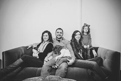 Montemayor Family Portrait 2018 014 - BW