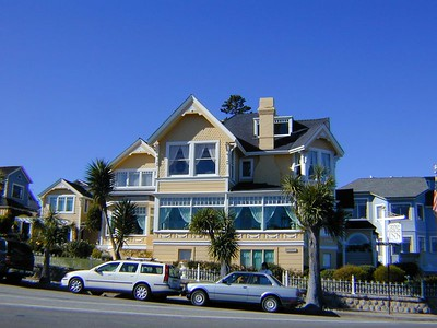 Victorian House in Monterey, Bed & Breakfast