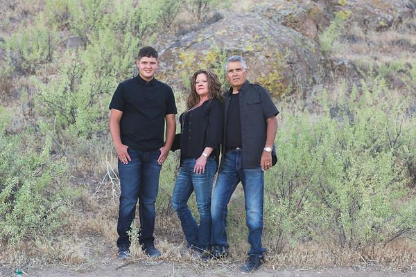 Montoya Family 2020-2
