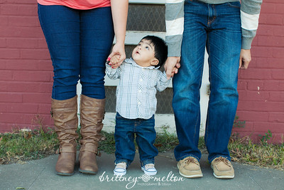 Moore Family 2012