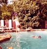 1975 - Doug diving