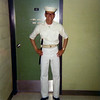DOUG GOT THE DUTY<br /> NAS Memphis, Millington, Tennessee - May 1971<br /> <br /> Here I am on watch one day. You can just tell the world is safe, can't you?