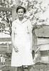 JESSIE PEARL WILLIAMS SMITH (1887-1962)<br /> She passed away only a month before her husband, Elbert Wayne Smith.