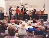 1986 Mar - Roland Smith sings at Diamondback Jubilee, Lometa 3-29-86