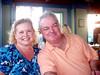 2009 - Carole and Eric at the Float Bar, Galveston, Texas