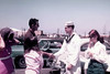 A HUGE MOMENT<br /> Naval Air Station Dallas, Grand Prairie, Texas - April 12, 1971<br /> <br /> This is the only photo I know about of Dad and me shaking hands. I remember how proud he felt. We were both kind of choked up at the time.