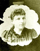 "AGUSTA NARCISSA ""GUSSIE"" STULTING (1867 - 1967)<br /> This woman would marry Frank Cheatham ""Cheat"" Reid and become Swann Reid's grandmother, as well as William Dee Moore's aunt. I just love the framing of this photo, taken in 1887."