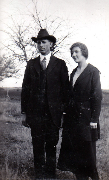 unknown Smith couple