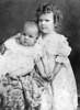 TILLMAN JESSE AND MAGDALENE ELIZABETH REID - 1897<br /> Cheat and Agusta's first- and second-born children, both of whom were named in honor of his parents, Jesse Taylor Reid and Ellender Magdalene Hughes.