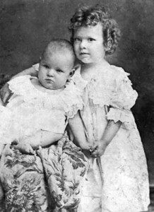 TILLMAN JESSE AND MAGDALENE ELIZABETH REID - 1897 Cheat and Agusta's first- and second-born children, both of whom were named in honor of his parents, Jesse Taylor Reid and Ellender Magdalene Hughes.