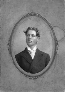"""LEANDER COLUMBUS """"LUM"""" SMITH (1886-1948)"""