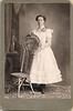 CORA LOUISE BARRON SMITH<br /> Photo taken in 1900