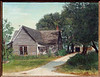 WILLIAM DEE AND STELLA MOORE FAMILY HOME - LOMETA, TEXAS<br /> Painting by Lynda Duncan Meinke