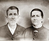 JESSE TAYLOR AND ELLENDER MAGDELENE (HUGHES) REID<br /> Jesse Taylor Reid was a Captain in the Confederacy and lost his left arm in Georgia, although no one knows where that might have taken place. Family legend has it that he was buried with his saber, but this has not been confirmed. It certainly makes for a great story.