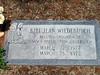 WIEDEBUSCH, BIBI JEAN<br /> Harmony Ridge Cemetery, San Saba, Texas