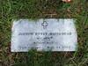 WHITEHEAD, JUDSON DOYLE - SERVICE STONE<br /> Senterfitt Cemetery, Lometa, Texas