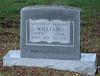 WILLIAMS, JOSEPHINE REXFORD<br /> Senterfitt Cemetery, Lometa, Texas