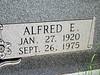 SMITH, ALFRED ELMO<br /> Harmony Ridge Cemetery, San Saba, Texas