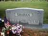 SHAHAN, IRA WOOD and WILLIE MAE<br /> Harris Cemetery, San Saba, Texas