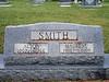 SMITH, ALTON WAYNE and CLEMMIE MAURENE (RICHMON)<br /> Harris Cemetery, San Saba, Texas<br /> <br /> Alton Wayne Smith: Jun 10, 1909 - Nov 13, 1962<br /> Clemme Maurene (Richmon) Smith: Oct 30, 1915 - May 5, 2008