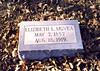 "McVEA, ELIZABETH LOUISE ""LIZZIE"" (REID)<br /> Waelder Masonic Cemetery, Waelder, Texas"