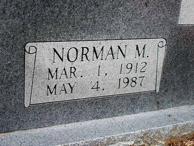 HARDY, NORMAN M Harris Cemetery, San Saba, Texas