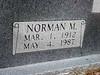 HARDY, NORMAN M<br /> Harris Cemetery, San Saba, Texas