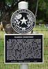 HARRIS CEMETERY HISTORICAL MARKER<br /> Near San Saba, Texas