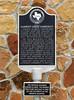 HARMONY RIDGE CEMETERY HISTORICAL MARKER<br /> Near San Saba, Texas
