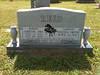 REID, Dr ROBERT ADDISON and CAROLYN EUGENIA (SMITH)<br /> Odd Fellows Cemetery, Carthage, Texas<br /> <br /> Dr Robert Addison Reid: Jun 9, 1944 - Jul 20, 2010<br /> Carolyn Eugenia (Smith): b. Jun 25, 1946