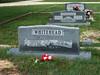 WHITEHEAD, JUDSON DOYLE and PATSY J [living]<br /> Senterfitt Cemetery, Lometa, Texas