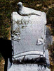 YOUNG, INFANT SON<br /> Fairy Cemetery, Fairy, Texas<br /> <br /> [son of Montie and Mattie Beatrice Pitts Young]
