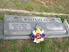 WHITEHEAD, OTHO SMITH and GRACE LORRAINE [living]<br /> Senterfitt Cemetery, Lometa, Texas