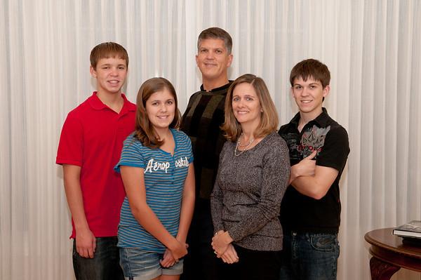 Moran Family 2010