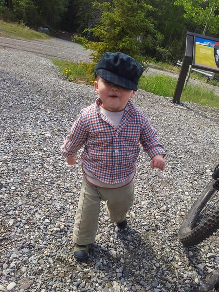 <b>17 June 2012</b> Hat!