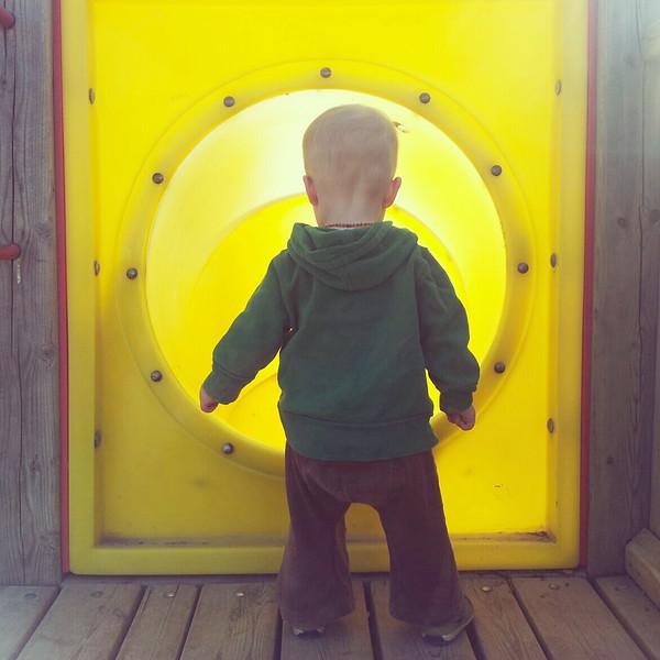 <b>April 2012</b> Considering the slide