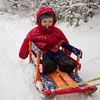 <b>March 2012</b> Snow day in Canmore
